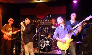 Baker's Breeze - Southern Rock Band Live