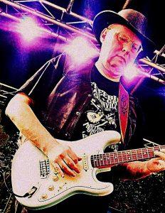 Axel, Guitar & Slide Guitar